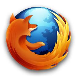 רדיו הד - עמוד הבית ב-Firefox